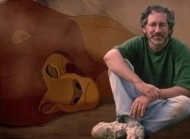 Spielberg Killed Simba's Dad by VolpeNucleare