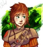 Fem! Hiccup by Scarlet2Summer