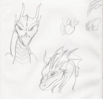Dragons by Katie6263