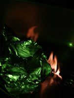 ( Green + Flame ) A by Kyyylee11999900