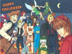 Halloween Party by grandmasterfunk