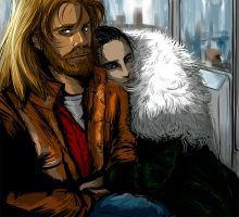 Thor Loki_Where do we go by enjyoujipolka