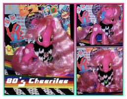 MLP Custom: 80's Cheerilee by Neko-daewen