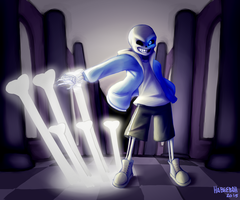 You're Gonna Have a Bad Time - Undertale by Aixaah