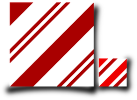 Candycane patterns by Cope57