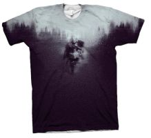 Archetype T-Shirt: Goliath by aanoi