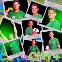 Chicharito Green by Sweet-Tizdale