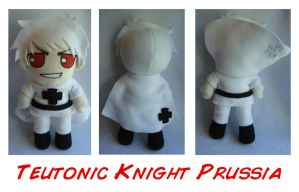 Teutonic Knight Prussia by rosey-so-silly