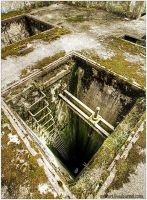 Sluice.6.stairs to hell by Tommy-Noker