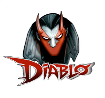 Diablo Graphics Logo by iEniGmAGraphics