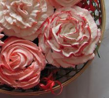 Cupcake bouquet by monarte
