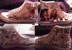 Sugarland Sneaks by betsymae92