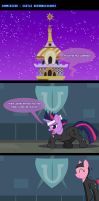 COM - Castle Recon (COMIC) by AniRichie-Art