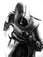 Altair Ibn LaAhad by Dark4Light