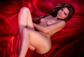 Beauty in Red 018 by fedex32