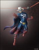 Commish 220: Texas Justice by rhardo