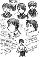 Character study-Lexius by LadyFitz