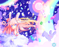 My Kawaii World ! ! ! by fuwa-san