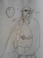 vaati (uncolored) by catty-icefox