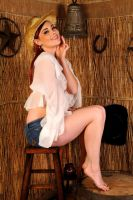 Leila - Barefoot Country Girl 02 by dm0110