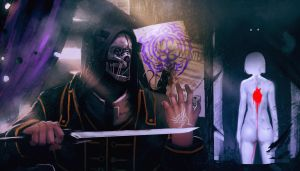 DISHONORED: Lord Protector by DeadXCross