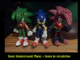 Sonic Underground OUTDATED by SirCalistine