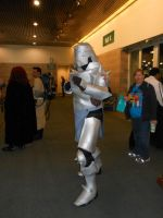 Alphonse Elric- Comikaze Expo 2013 by MidnightLiger0