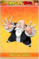 Dragon Ball - Master Roshi - Mafuba by DBCProject