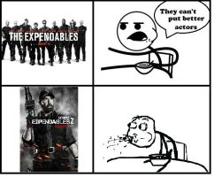 Expendables by cookiiesss