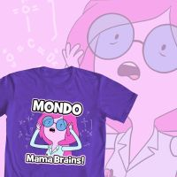 Mondo Mama Brains by Miss-Melis