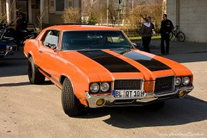 Oldsmobile - Cutlass by AmericanMuscle