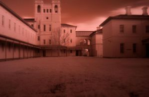 infrared asylum by GazzaA