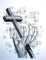 Self Crucification by Jc2theW