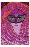 Mask : Red Show Poster by Cybotics