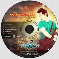 MIKE CGAN CD FACE by vinvin1968