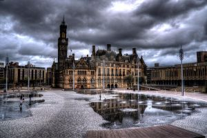 Centenary Square HDR by GaryTaffinder