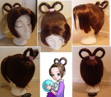 Pearl Wig from Phoenix Wright by taiyowigs