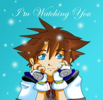 I'm watching you by S2En-JayS2