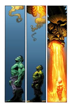 The Incredible Hulk #79 by DonoMX