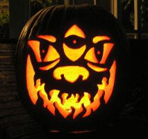 My Pumpkin - Halloween 2005 by JuneBerry