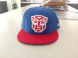 Autobot Hat by TFP-Steeljaw