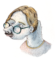People With Glasses 4 by macen