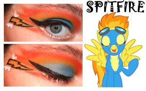 Makeup Is Magic Spitfire by nazzara
