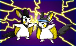 With Our Powers Combined... by Inkblot-Rabbit