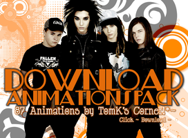 Download Pack: ToHo Gifs by StephiKaulitz