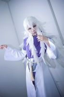Aquarion Evol -Towano Mikage by LALAax