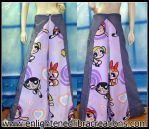 PowerPuff Girls Phat Pants by RedheadThePirate