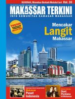 Cover Makassar Terkini 3 by caesarleo