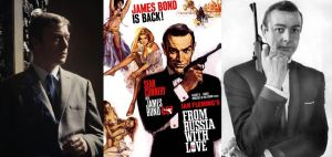 From Russia With Love - James Bond: Michael Caine by RobertTheComicWriter