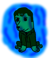 Dogtor with transparent effect by Dogtorwho
